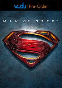 Man of Steel movie pre-order