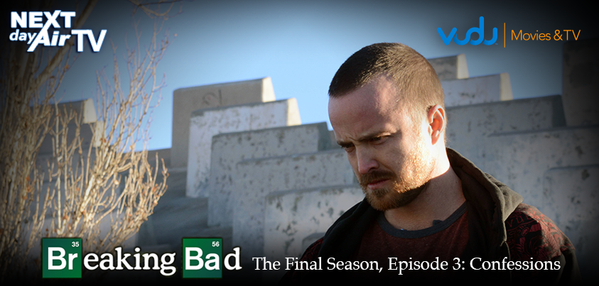 """Breaking Bad still from """"Confessions""""."""