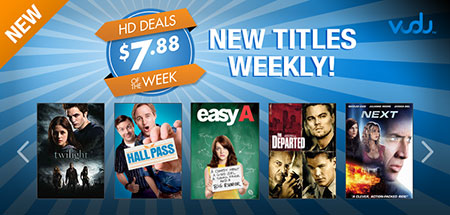 $7.88 HD Movie sale