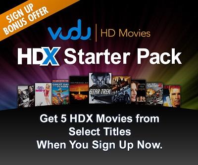 HDX Starter Pack