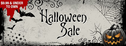 VUDU's Halloween Sale