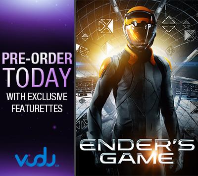 Ender's Game - Pre-order