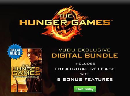 Hunger Games Sale