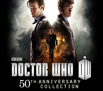 Doctor Who's 50th Anniversary Collection Room