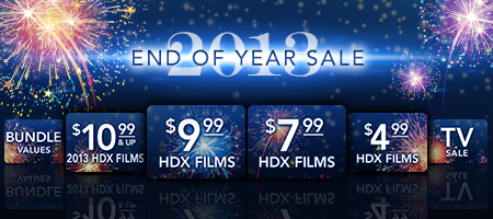 2013 Year in Review Sale