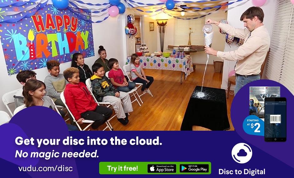 Disc to Digital