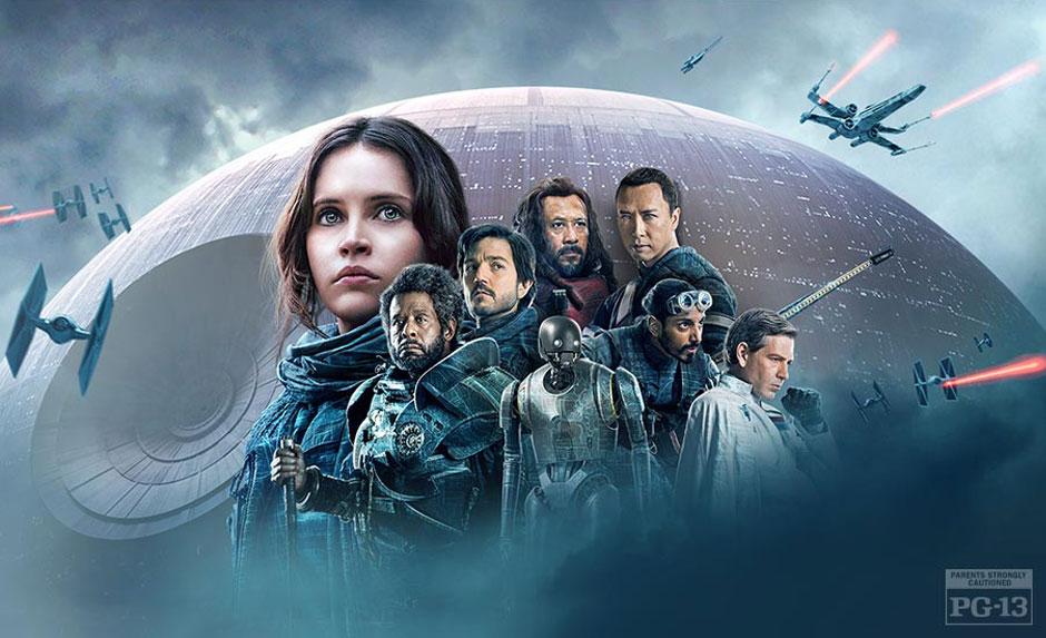 Pre-Order Rogue One: A Star Wars Story on Vudu today!