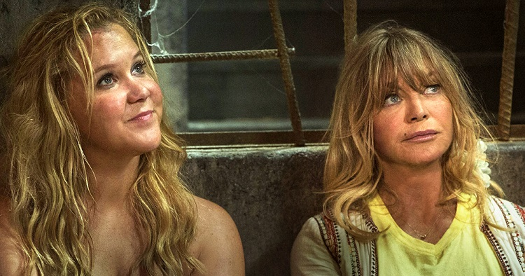 Snatched is available now on Vudu!