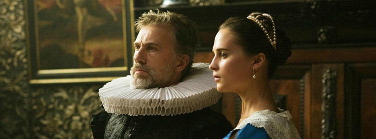 Stop and watch Tulip Fever on Vudu today!
