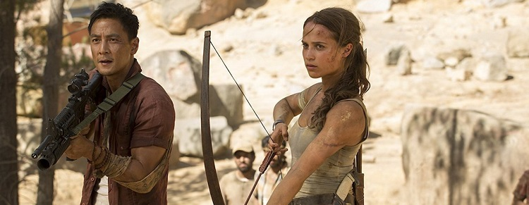 Watch the new Tomb Raider today on Vudu