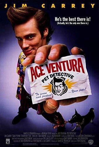 Ace Ventura Pet Detective poster