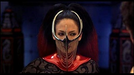 The Cell Jennifer Lopez Mask