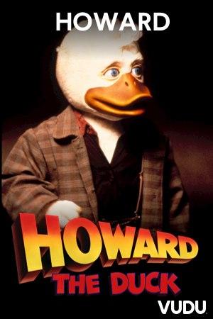 Duck man wearing flannel