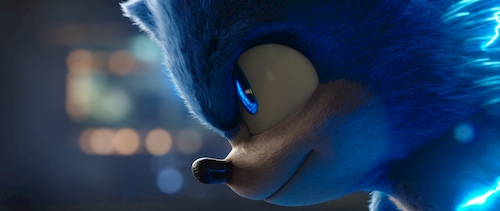 blue hedgehog