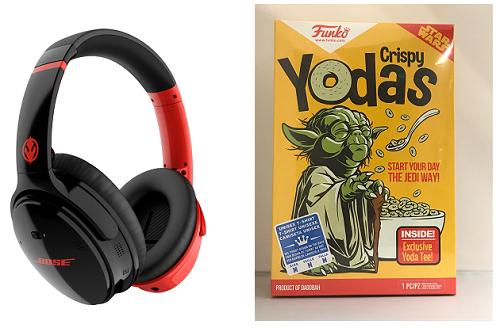 Star wars headphones t shirt