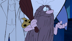 Captain Caveman old animation