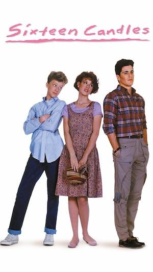 three teenagers standing