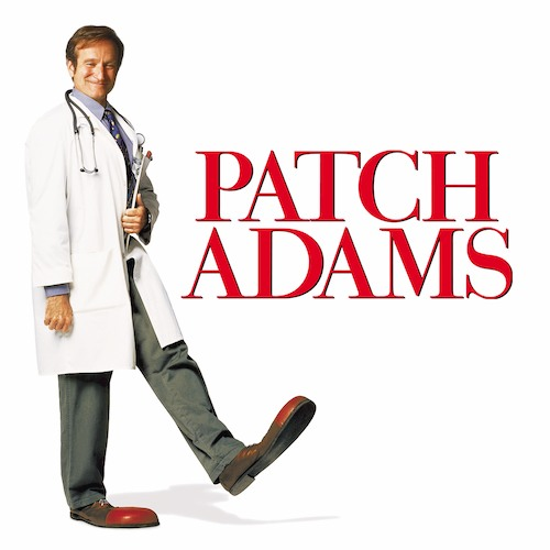 patch adams movie poster