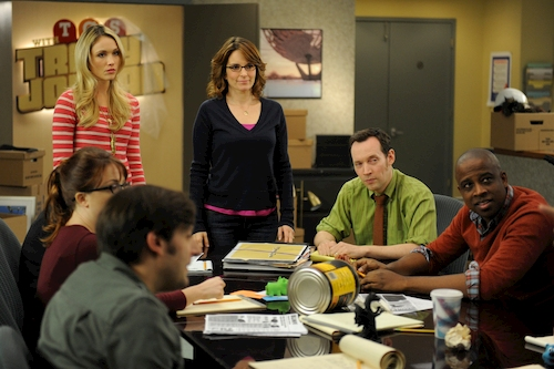 group of people at office